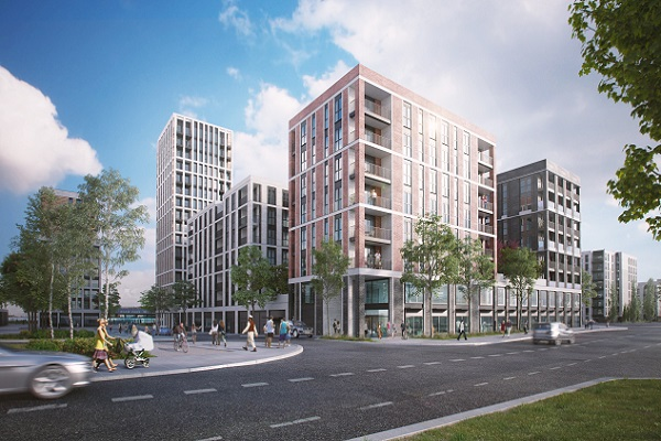 L&Q wins planning consent for 3,000 east London homes