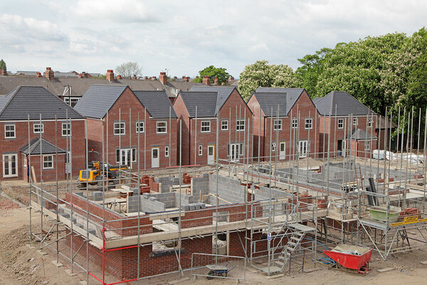 House builder launches new London division to work with social landlords