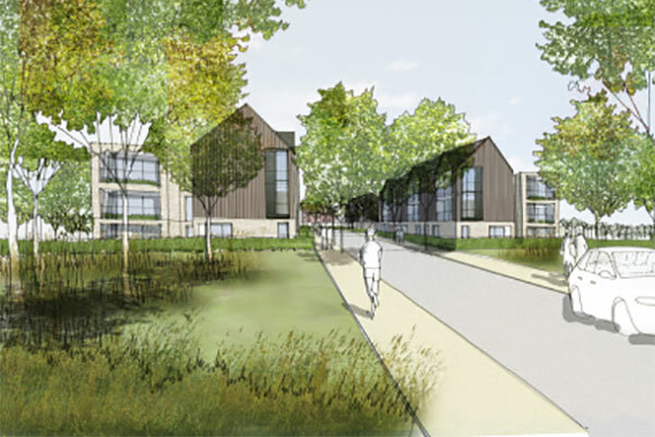 Sussex scheme gets £63m Homes England boost to speed up construction