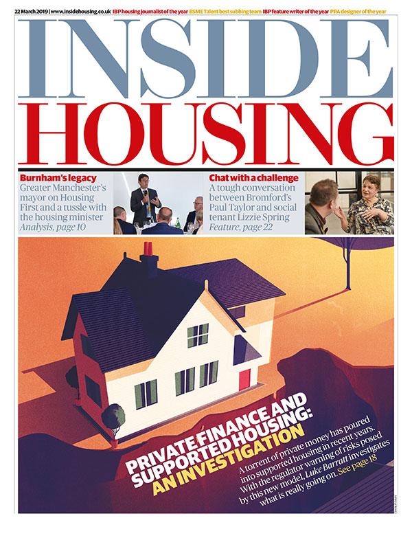 Inside Housing Digital Edition - 22 March 2019