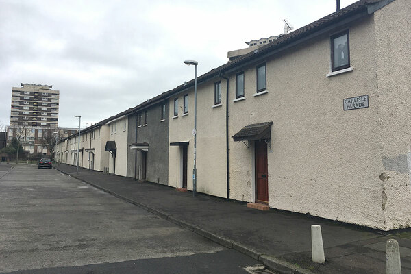 Nearly half of people in Northern Ireland would never want to live in social housing