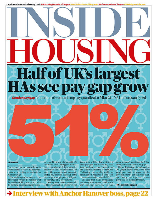 Inside Housing Digital Edition - 12 April 2019