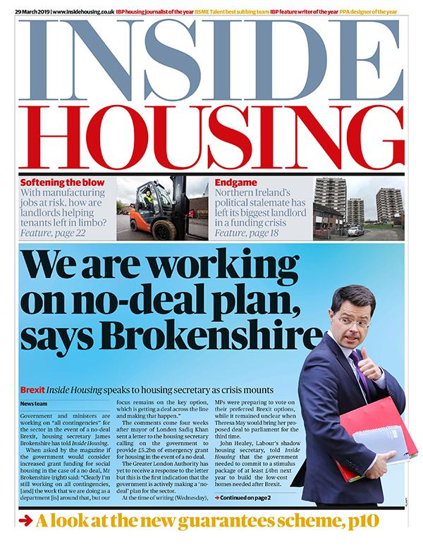 Inside Housing Digital Edition - 29 March 2019