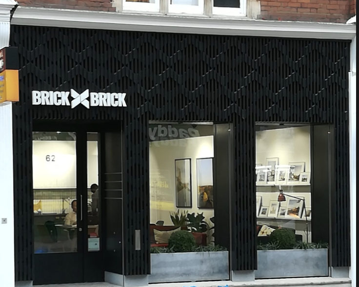 Brick by Brick shop