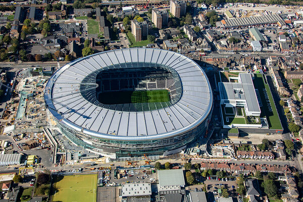Home game: a look at Tottenham Hotspur's housing ambitions