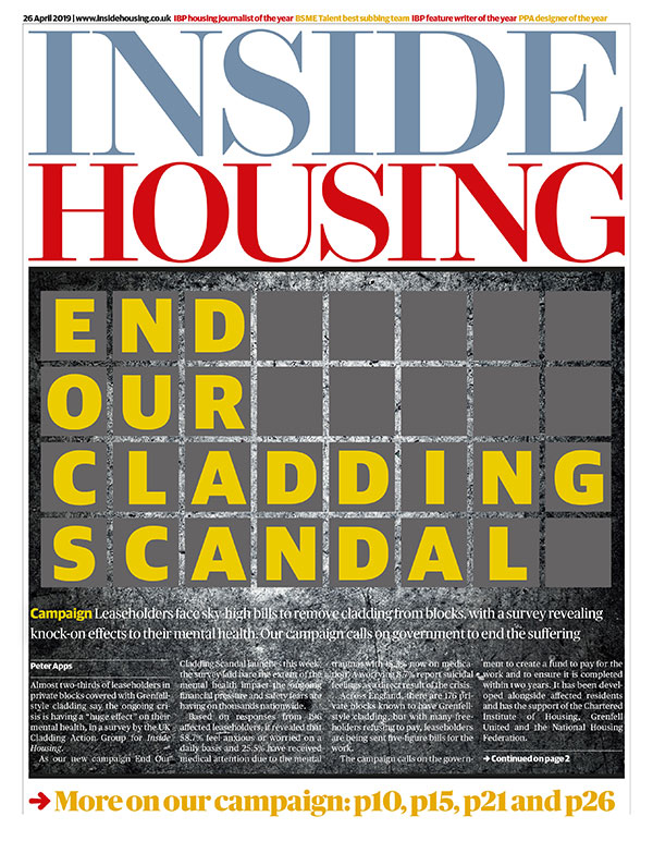 Inside Housing Digital Edition – 26 April 2019