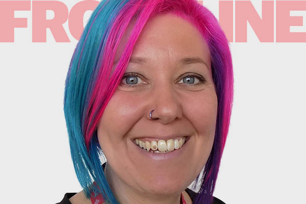 From the frontline – inclusion and insight officer Becki Winkless