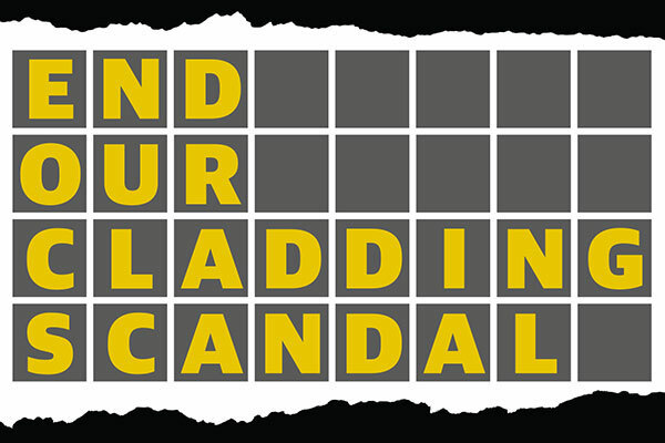 End Our Cladding Scandal: general election campaign asks