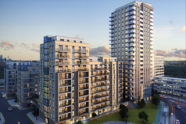 Southern Housing makes £17m acquisition on Ilford site