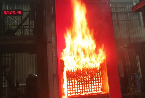 Cladding systems failed government-commissioned fire tests in 2004, leaked document reveals