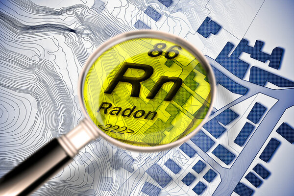 The risk of radon