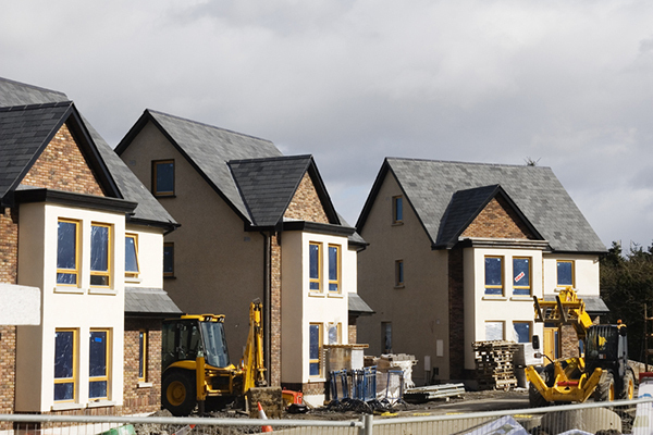 New home completions rise to 11-year high, government figures show