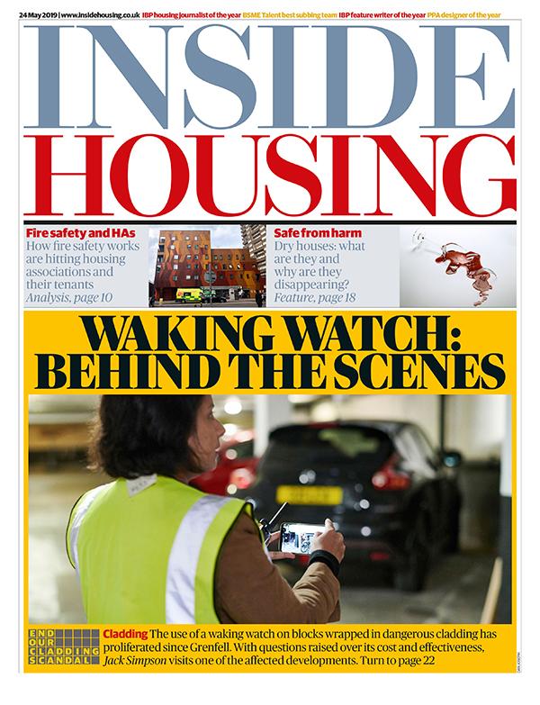 Inside Housing Digital Edition – 24 May 2019