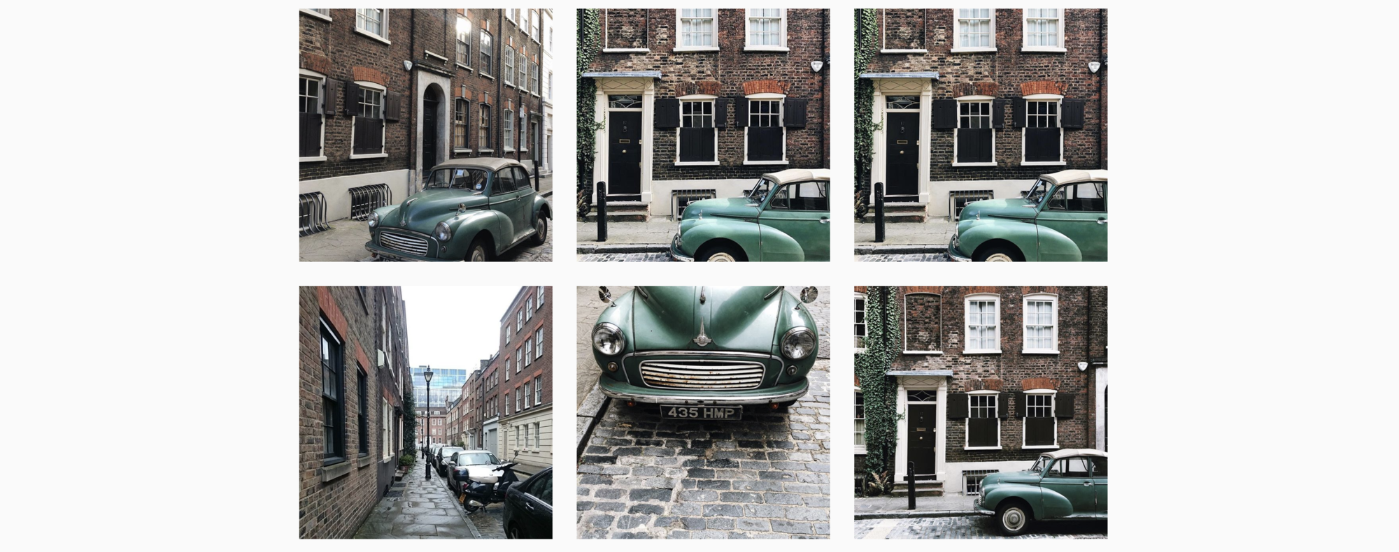 Elder Street in London