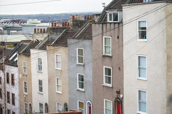 Affordable rent levels rise in six out of nine regions in England