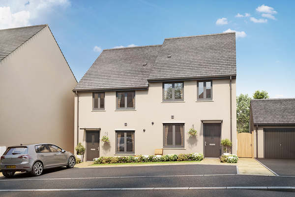L&G unveils first affordable homes as it eyes £500m pipeline