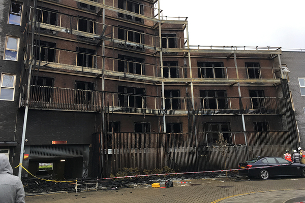 Barking Riverside residents: 'We've been raising concerns about cladding since Grenfell'