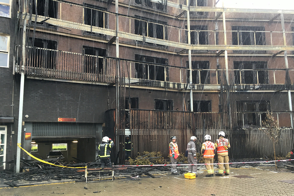 Housing association residents 'felt pressured' to return to homes after Barking fire