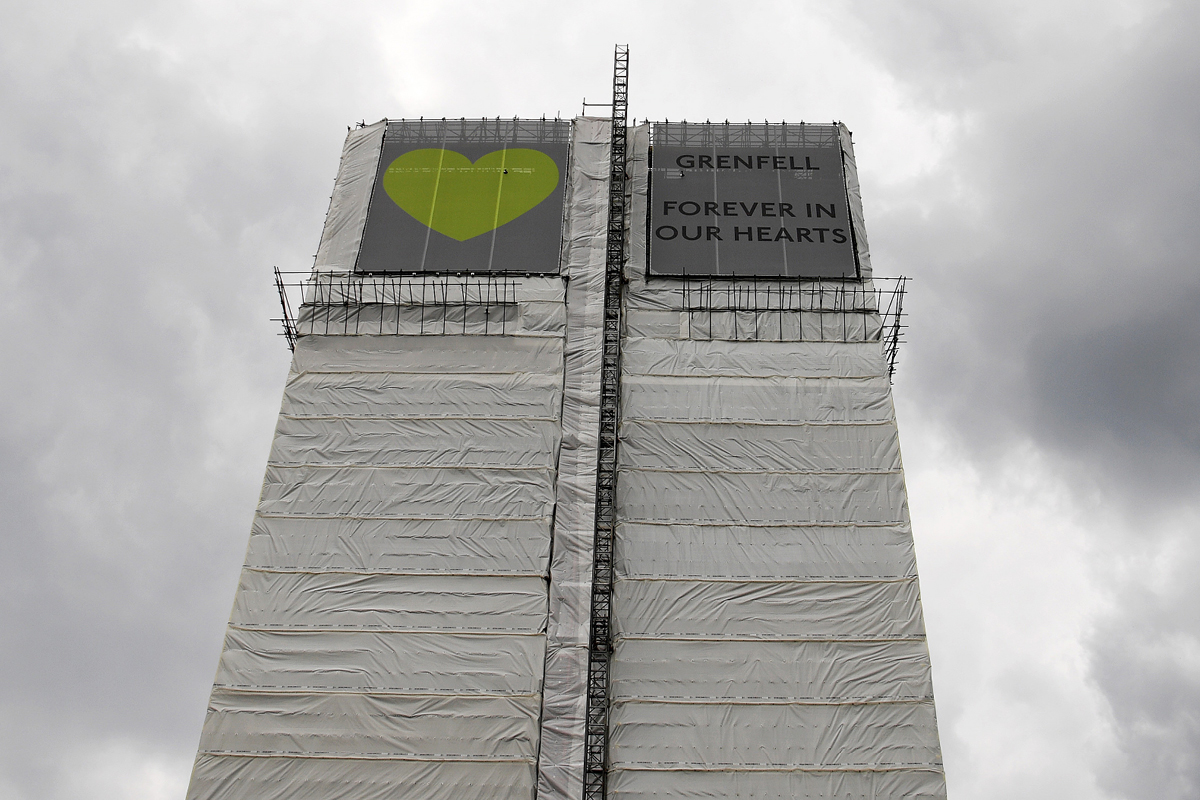Grenfell: two years on