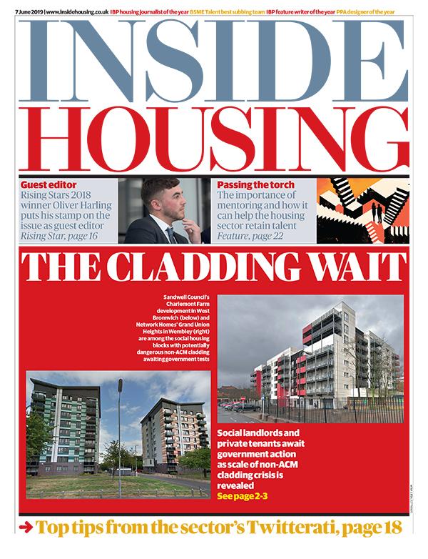 Inside Housing Digital Edition – 7 June 2019