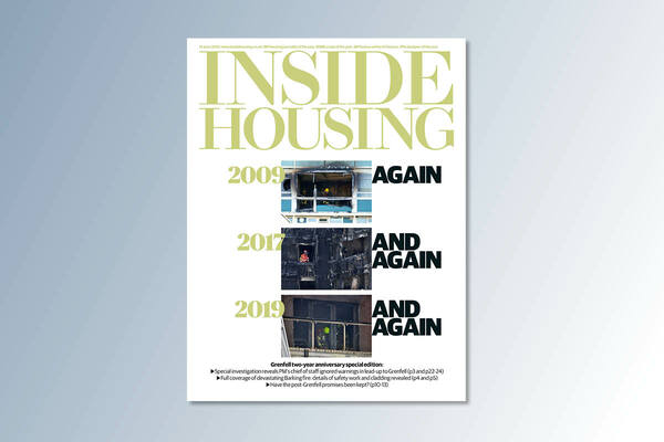 14 June digital edition of Inside Housing out now