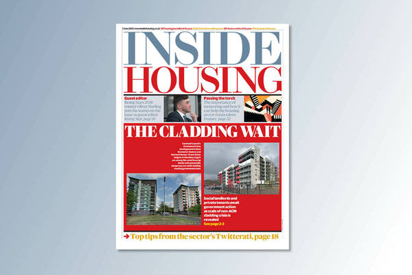 7 June digital edition of Inside Housing out now