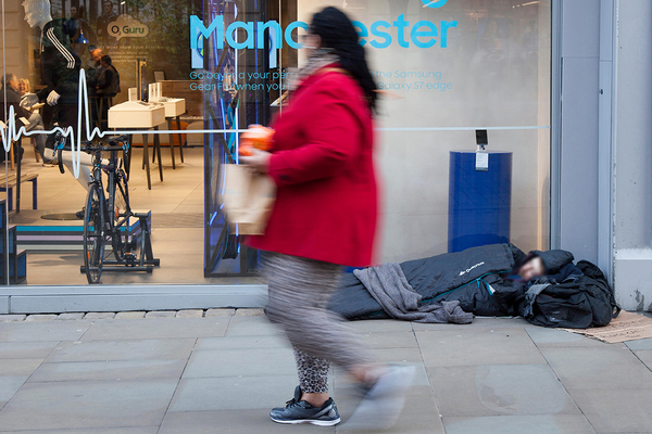 A bed every night: has Manchester's mayor succeeded in helping every rough sleeper in the city?