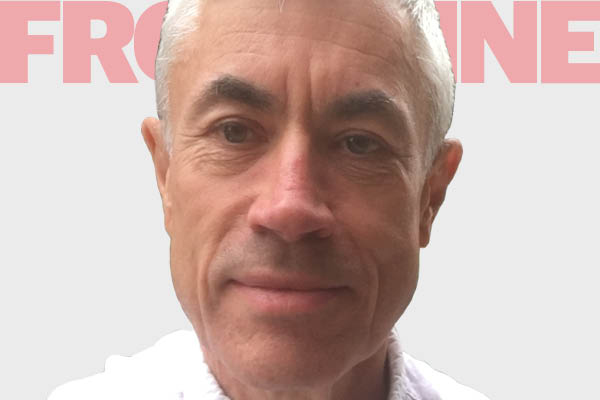 From the frontline – team manager Tony Dann