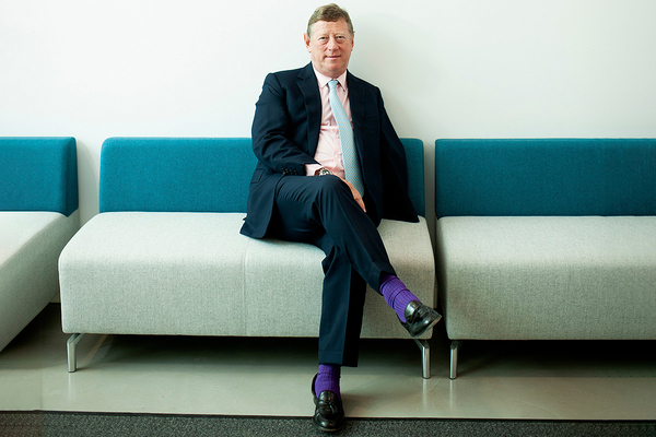 Keeping it in the family: we meet Sir James Wates