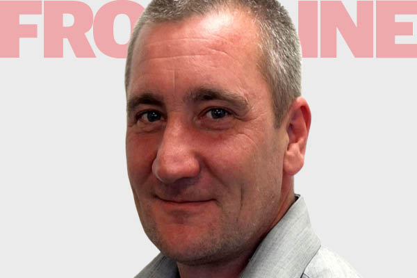 From the frontline – contract manager (voids) and handyperson Paul Marden