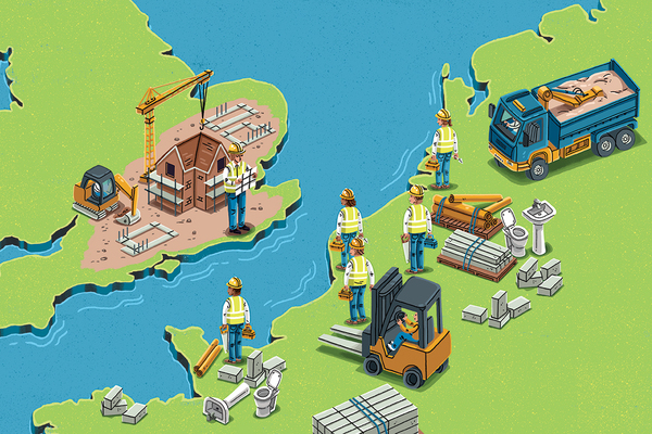 Brexit: how will it affect the house builder supply chain?