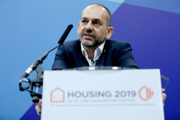 'We have got to do the right thing' on affordable housing, says land director of Homes England