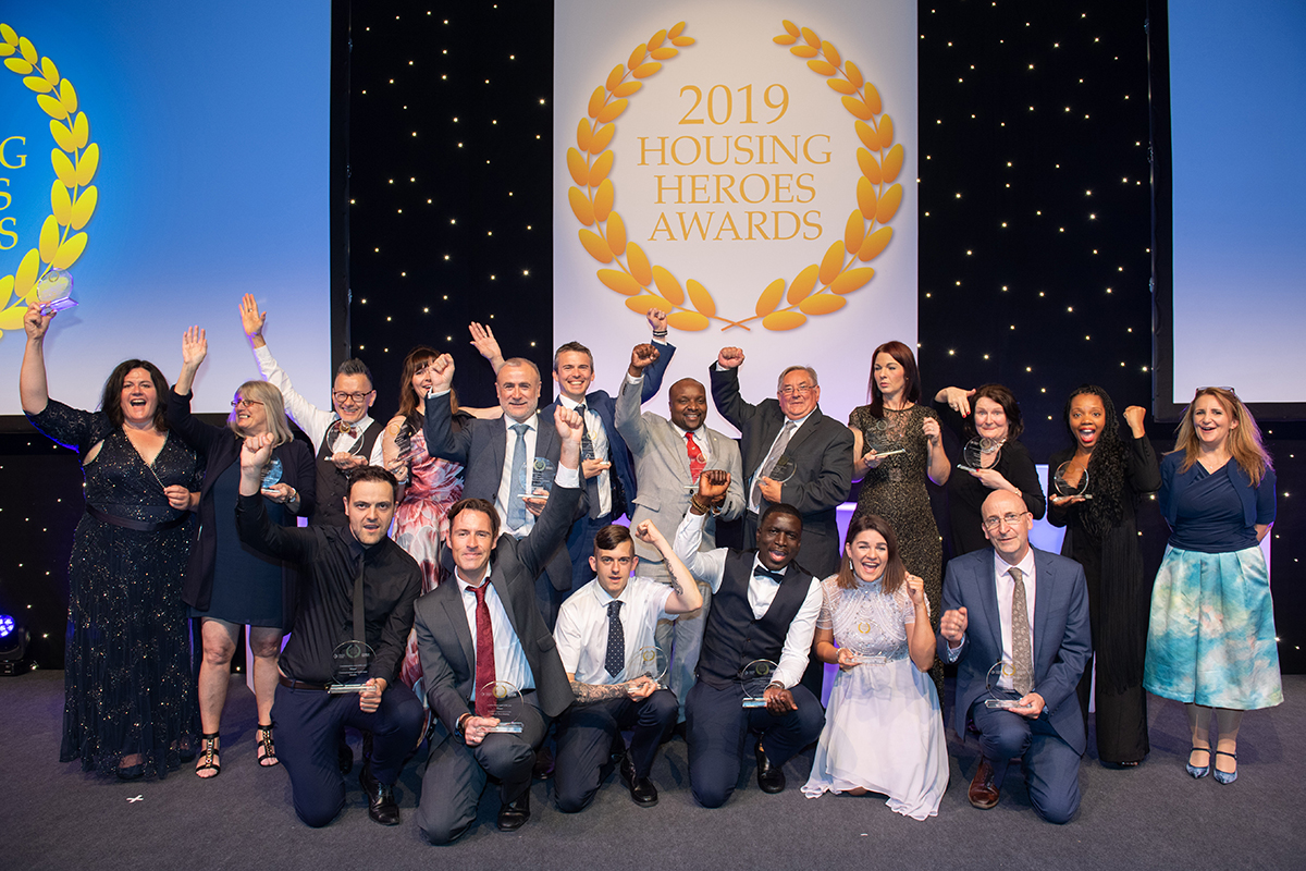 Housing Heroes 2019 winners announced