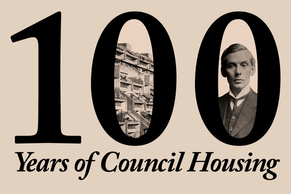 A history of council housing: a timeline