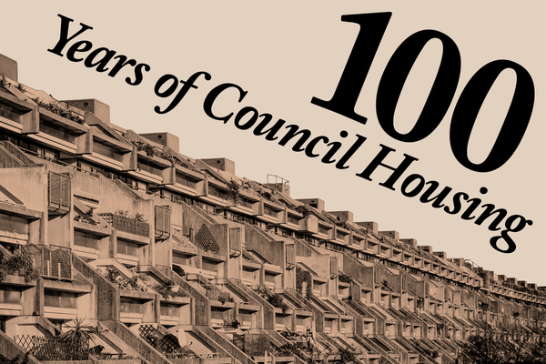 Happy 100th anniversary Addison Act – celebrating 100 years of council housing