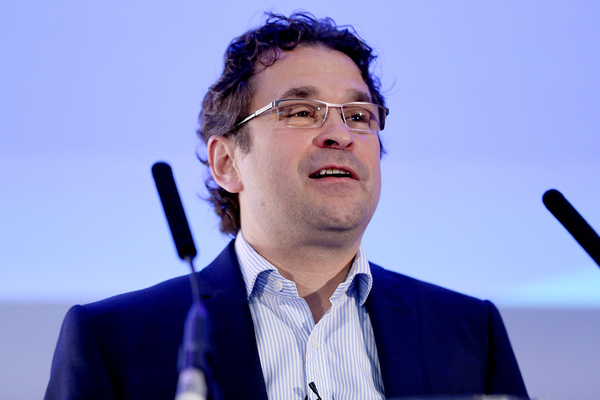 Gavin Smart at last year's Housing 2019 conference (picture: Guzelian)