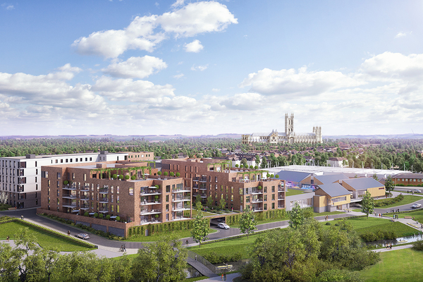 Hyde signs deal to build homes on £115m regeneration scheme