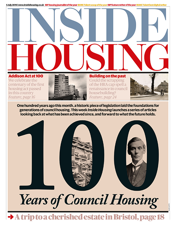 Inside Housing Digital Edition – 5 July 2019