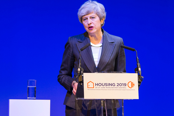VIDEO: Theresa May's Housing 2019 speech