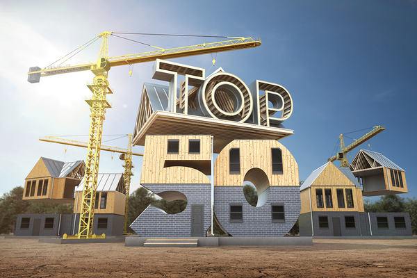 Top 50 Biggest Builders 2019