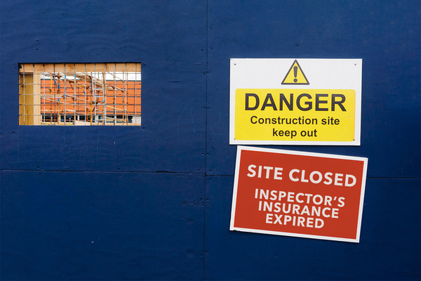 An inspector falls: what the building control insurance crisis means for the housing sector