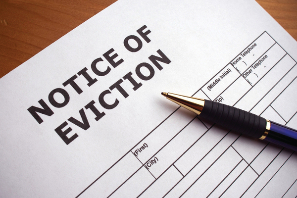 Government confirms evictions will resume next month