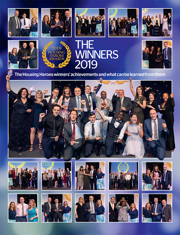 Housing Heroes Awards 2019 – Digital Edition
