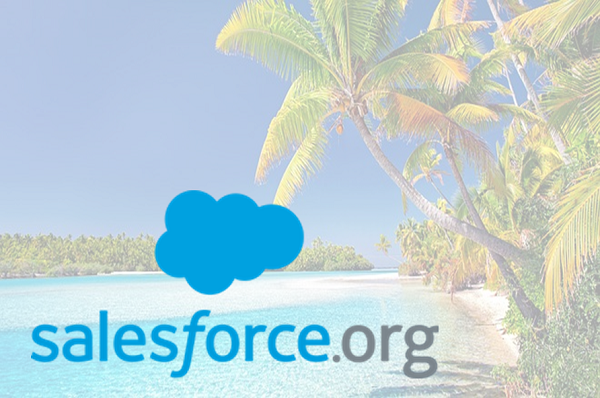 The Salesforce.Org Topical Tech Theatre