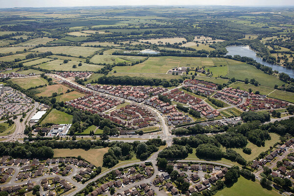 Councils call for suspension of housebuilding targets