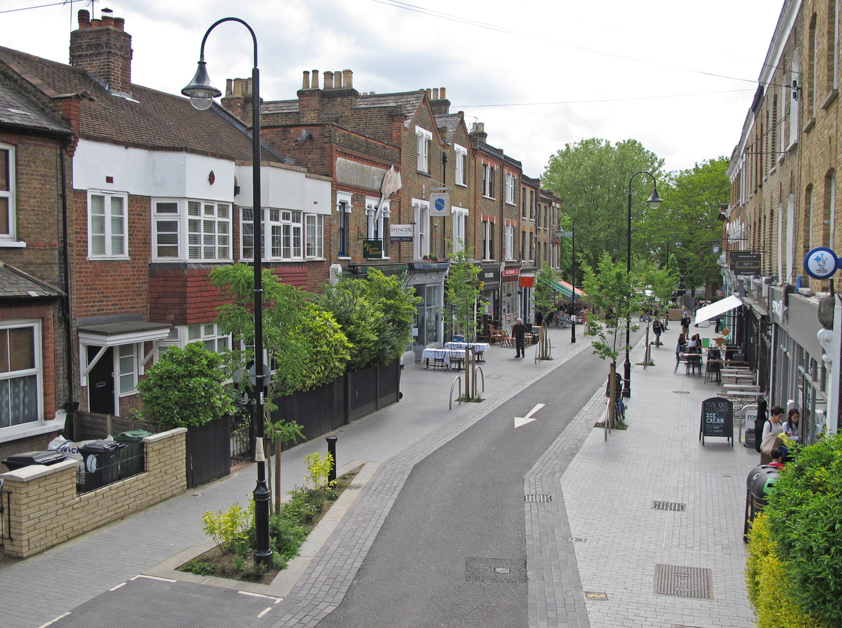 Contribution to Place winner: Waltham Forest walking/cycling – Waltham Forest, Commonplace Digital