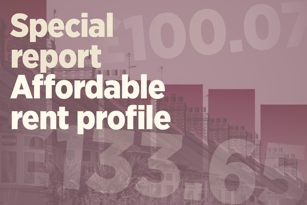 Special report: analysis shows 10% fall in affordable lettings