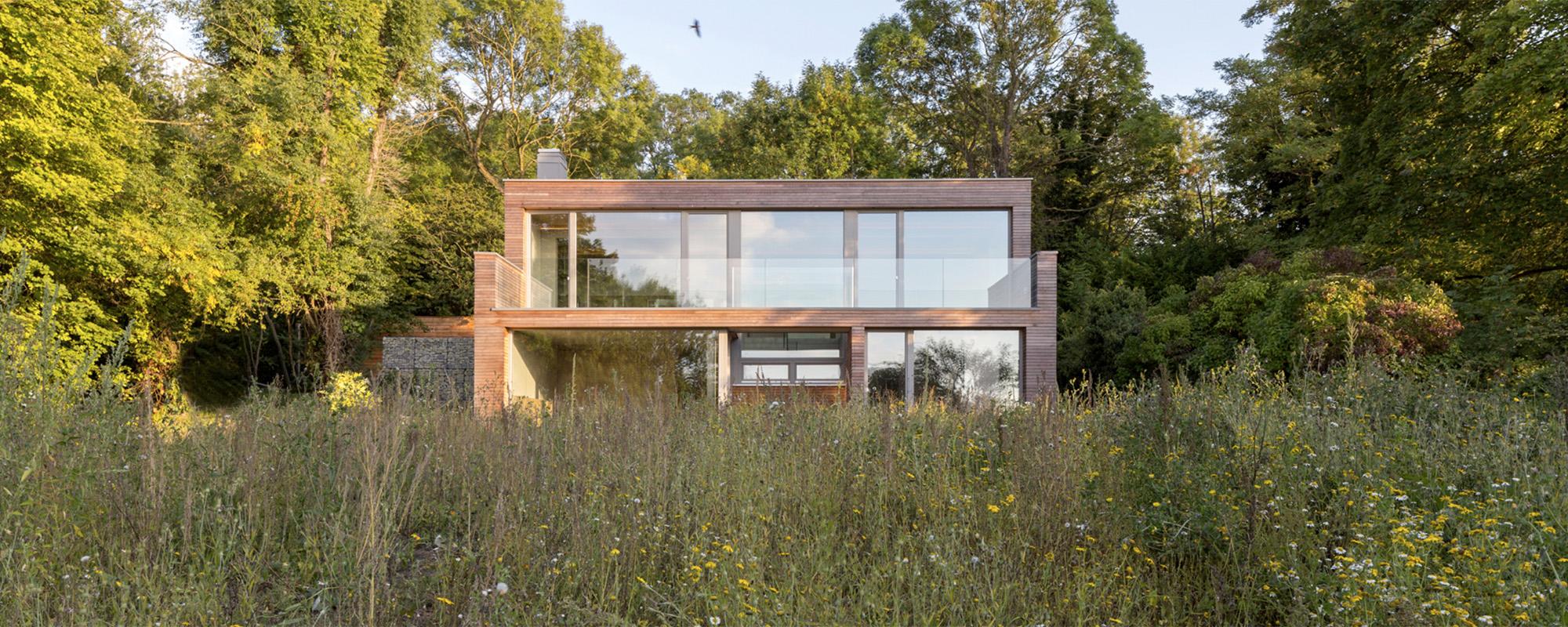Lark Rise: an all-electric energy positive Passivhaus Plus