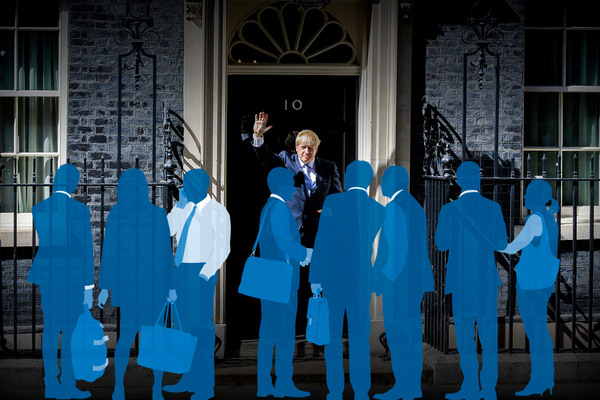 Who's who in Boris Johnson's government?