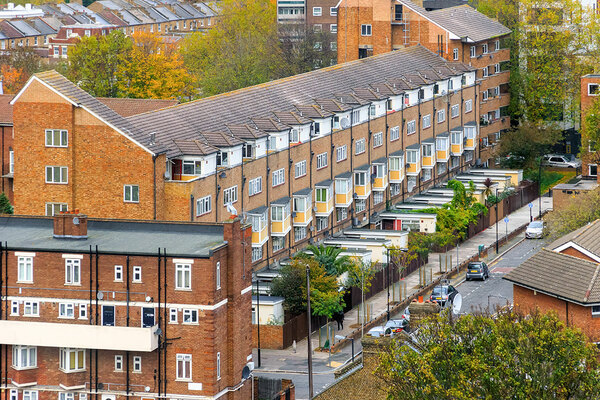 Social housing owned by for-profit providers increases by 75%